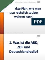 GEZ - 10 Punkte Plan gegen die ARD ZDF Deutschlandradio.pdf