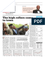 Vanguard Markets - September 15, 2014 Edition