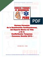 Normas Peruanas 2010 RCP / DEA