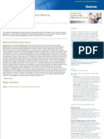 Gartner 2013 Magic Quadrant for Application Security Testing - Veracode