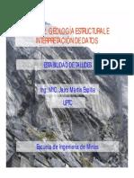 Geologia Estructural e Interpretacion de Datos