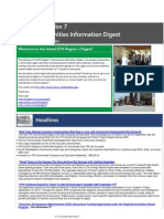 EPA Region 7 Communities Information Digest - Sept 12, 2014