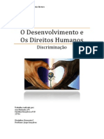 O Desenvolvimento e Os Direitos Humanos