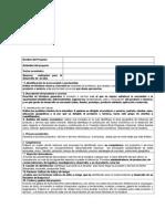 Instrumento de Evaluacion Proyecto