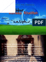Peranan khalifah