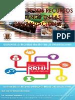 Presentación Gestion de RRHH en Las Organizaciones