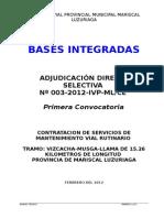 ADS Nº 003-2012-IVP-ML