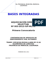ADS Nº 003-2012-IVP-ML