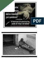 Ancianos Abandonados Obligados a Mendigar en Las Calles