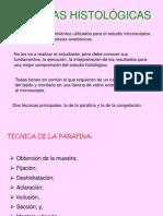 2b Técnicas Histológicas, Coloraciones y Microscopios
