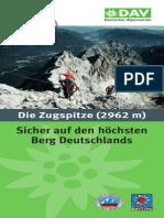 140805 Sicher Auf Die Zugspitze 2013