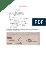 Examen Unidad I Fisica II