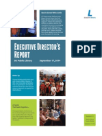 Document #8.1 - Executive Director's Report