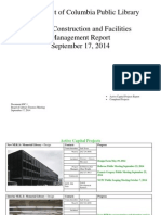 Document 9C.1 - Capital Projects Report