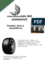 S11 Ruedas