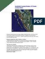 Kajian Hadis Rasullulah Tentang Kiamat- 10 Tanda besar Kiamat (Gempa Bumi) -warfeel-efairy