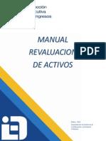 Revaluacion de Activos-Tributaria