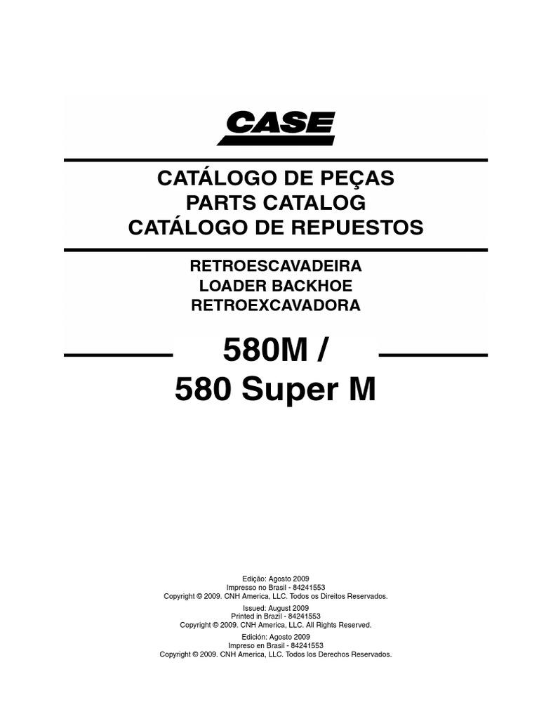 Catalogo retro case 580m fandeluxe Choice Image