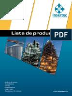 Lista de Productos2014