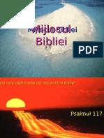 La Mijlocul Bibliei