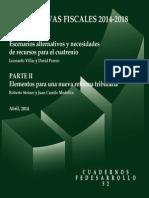 3. Fedesarrollo 2014. Perspectivas Fiscales 2014-18 Parte I