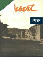 195011 Desert Magazine 1950 November
