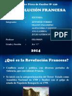 La Revolucion Francesa - Causas