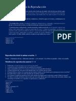 Reproducción Ministerial - Guía de Exposición
