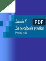 Pepa Sanchiz - Curso Horaria 1-08