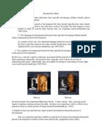 prenatal fact sheet