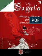 Programa Cazorla 2014