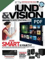 Sound & Vision - March 2014 USA
