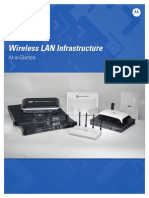 Motorola Wireless LAN Infrastructure