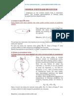 Κυκλική Κίνηση - Ενεργειακή Προσέγγιση