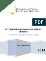 Informe Final CEMENTO3