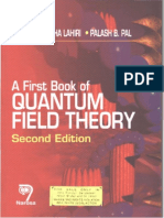 69405838 Lahiri and Pal a First Book of Quantum Field Theory 2nd Ed