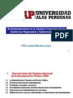 1 Normatividad Sist Nac Endeudamiento Publico2009