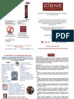 CISNE presentación 2014