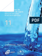 Guia de Instalaciones de Suministro de Agua