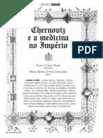 Chernoviz e a Medicina No Império