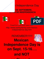 d3667-mexican independence day  powerpoint 5
