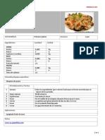 Pasta Fresca Tricolor