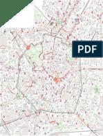 Mappa Piste Centro