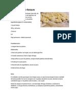 Gnochis de Patata