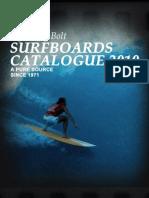 Lightning Bolt Surfboards Catalogue