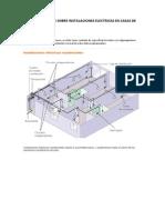 Tercer Informe Sobre Instalaciones Electricas en Casas de Playa