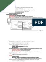 Multi Cycle Data Path