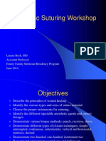 Suturing Workshop