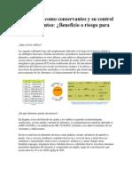 Los sulfitos como conservantes y su control en los alimentos.docx