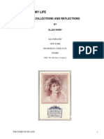 The Story of My LifeRecollections and Reflections by Terry, Ellen, 1848-1928